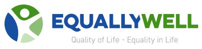 Equally well logo